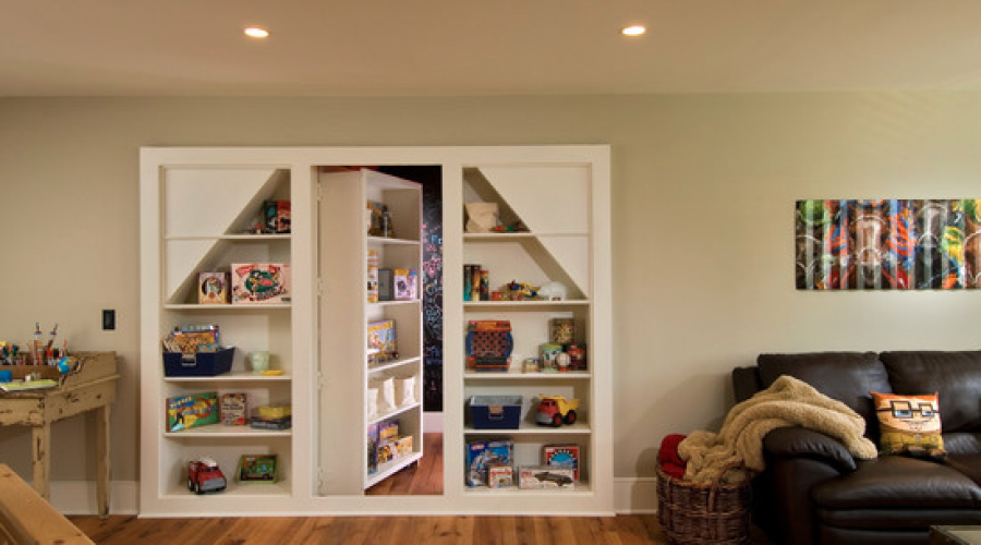 Is it a Bookcase or a Door?