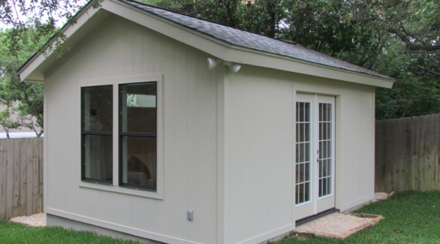 Backyard Office for your Home