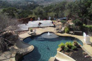 Pinnacle Pool Casita