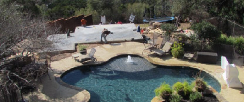 Pinnacle Pool Casita